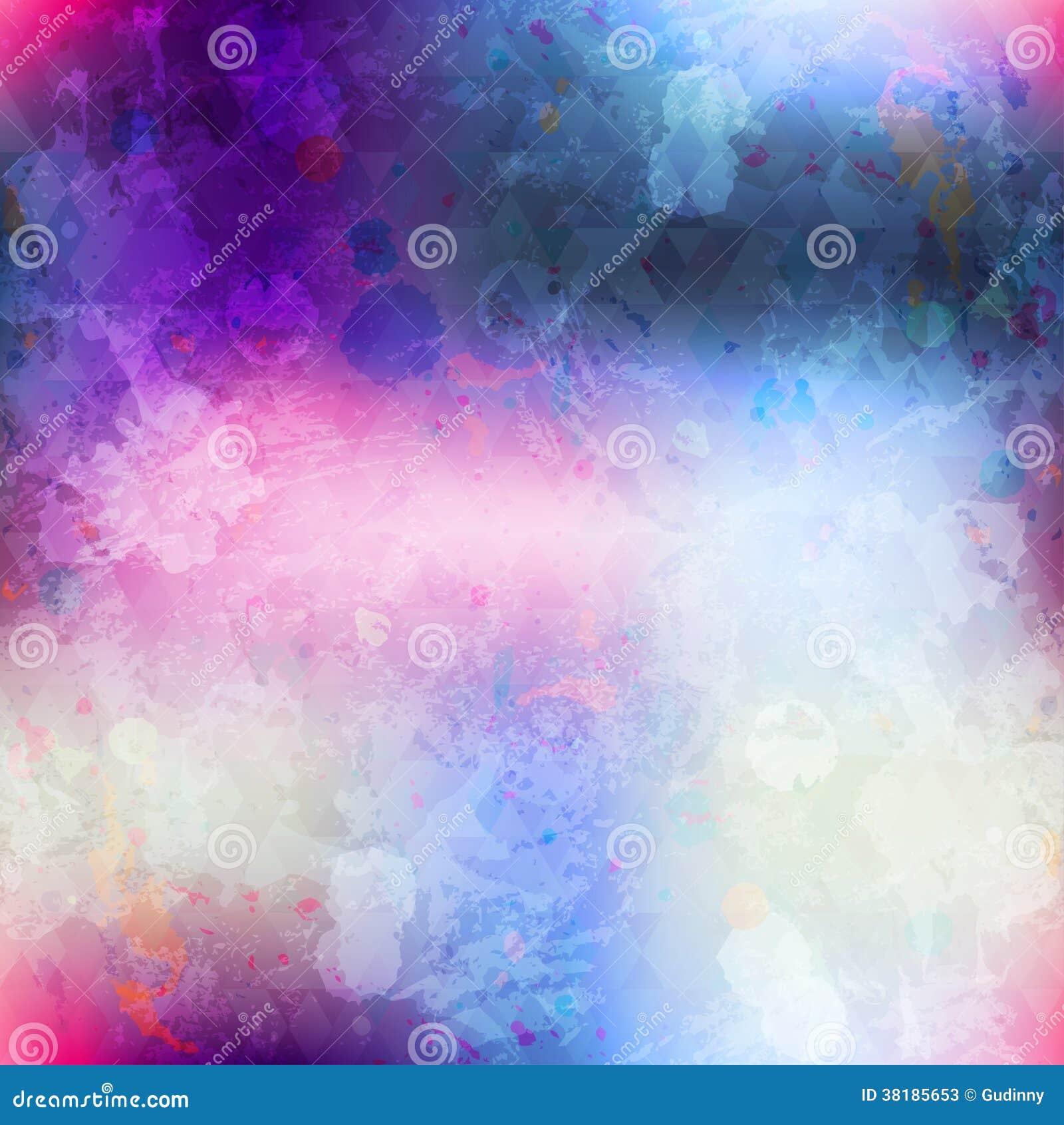 Texture sans couture pourpre grunge avec l 39 effet de goutte - Peinture avec effet texture ...