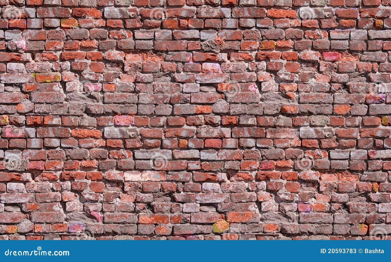 Texture sans joint de mur de briques photos stock image 20593783 - Photo de mur en brique ...
