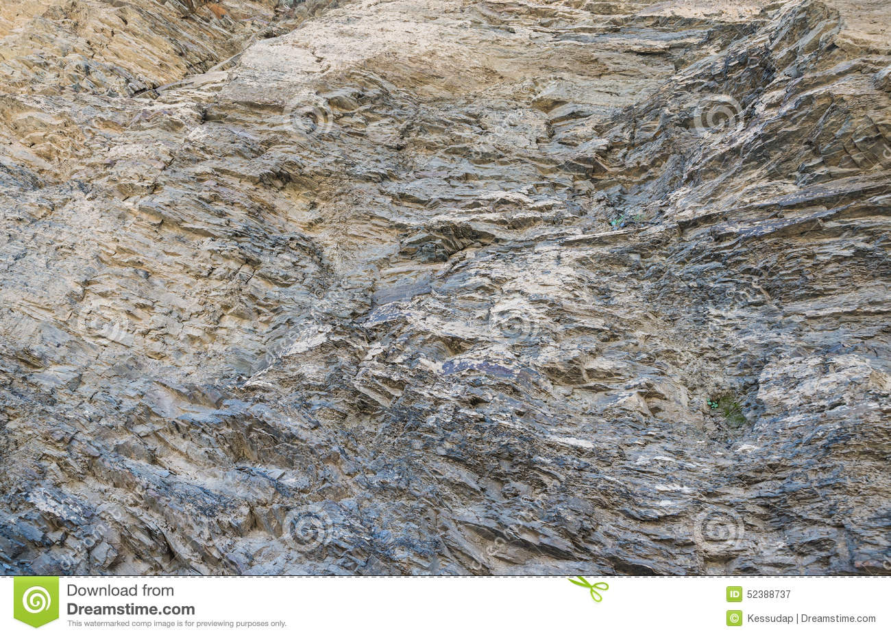 The Texture Of Sedimentary Rock Of The Atlas Mountain Stock Image Image Of Grey Atlas 52388737