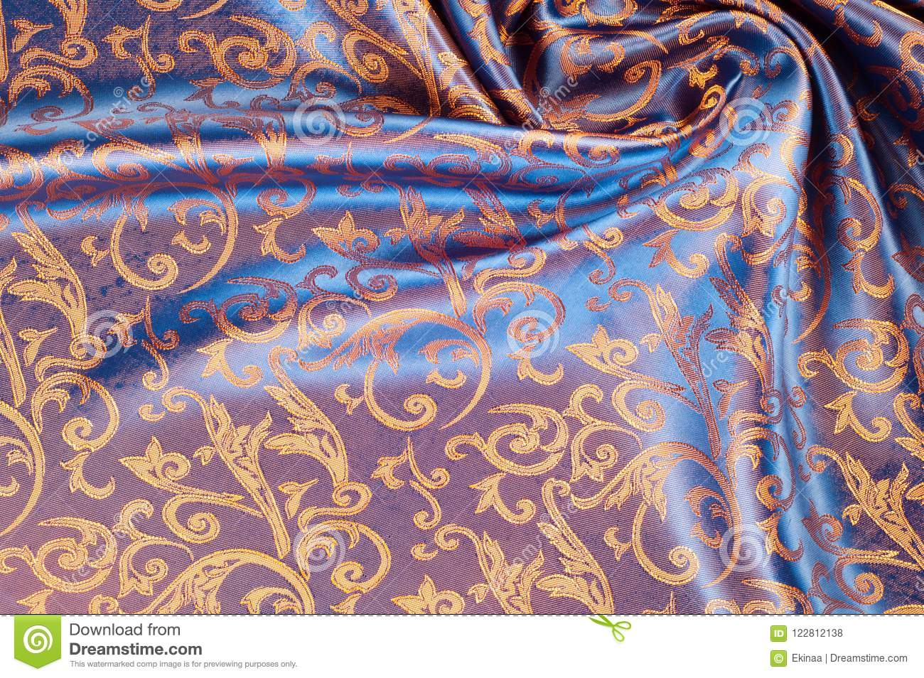d647b1c6374 The texture of the silk fabric. Yellow Orange, Gold, Almond, Neon Carrot, a  fine, strong, soft, lustrous fiber produced by silkworms in making cocoons  and ...