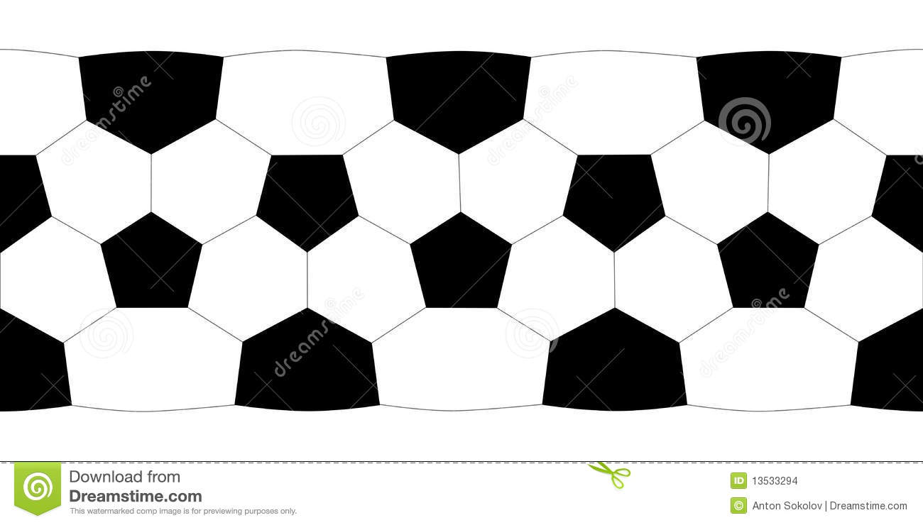 Texture Soccer Ball. Stock Images - Image: 13533294