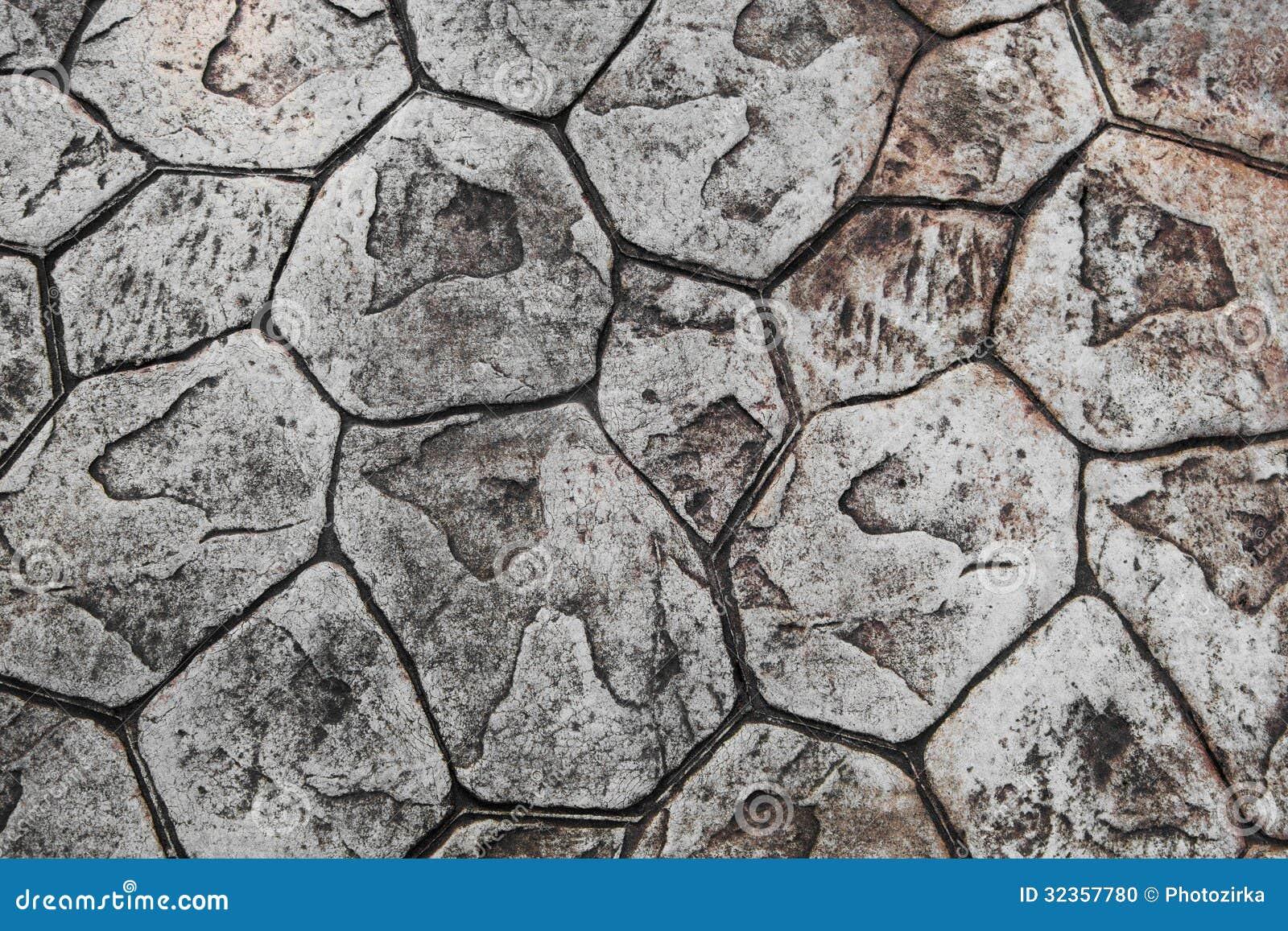 Texture Of Stone Paving Stock Photo Image 32357780