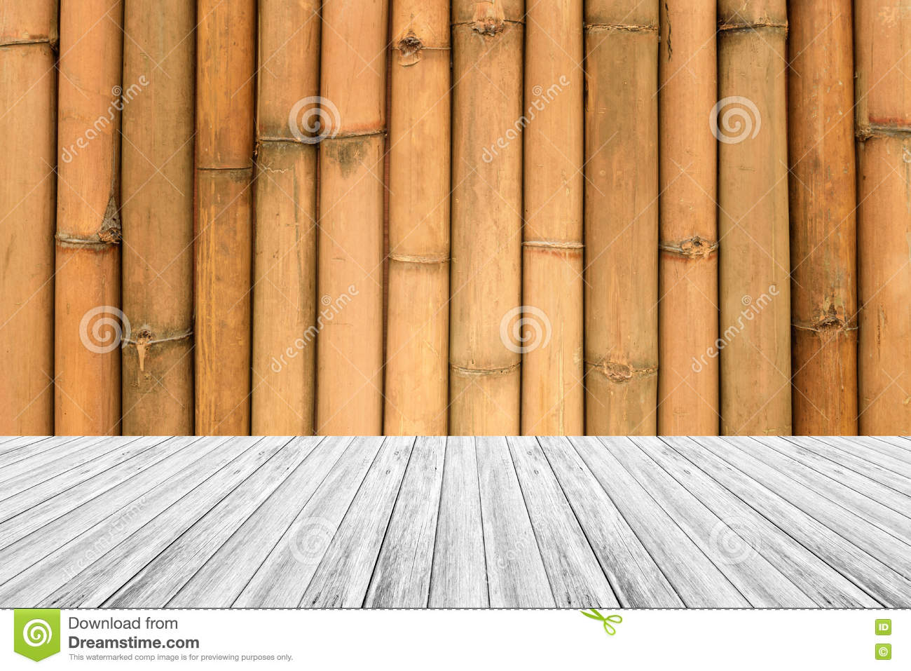 texture terrasse et de mur en bois de bambou image stock image du architecture asiatique. Black Bedroom Furniture Sets. Home Design Ideas