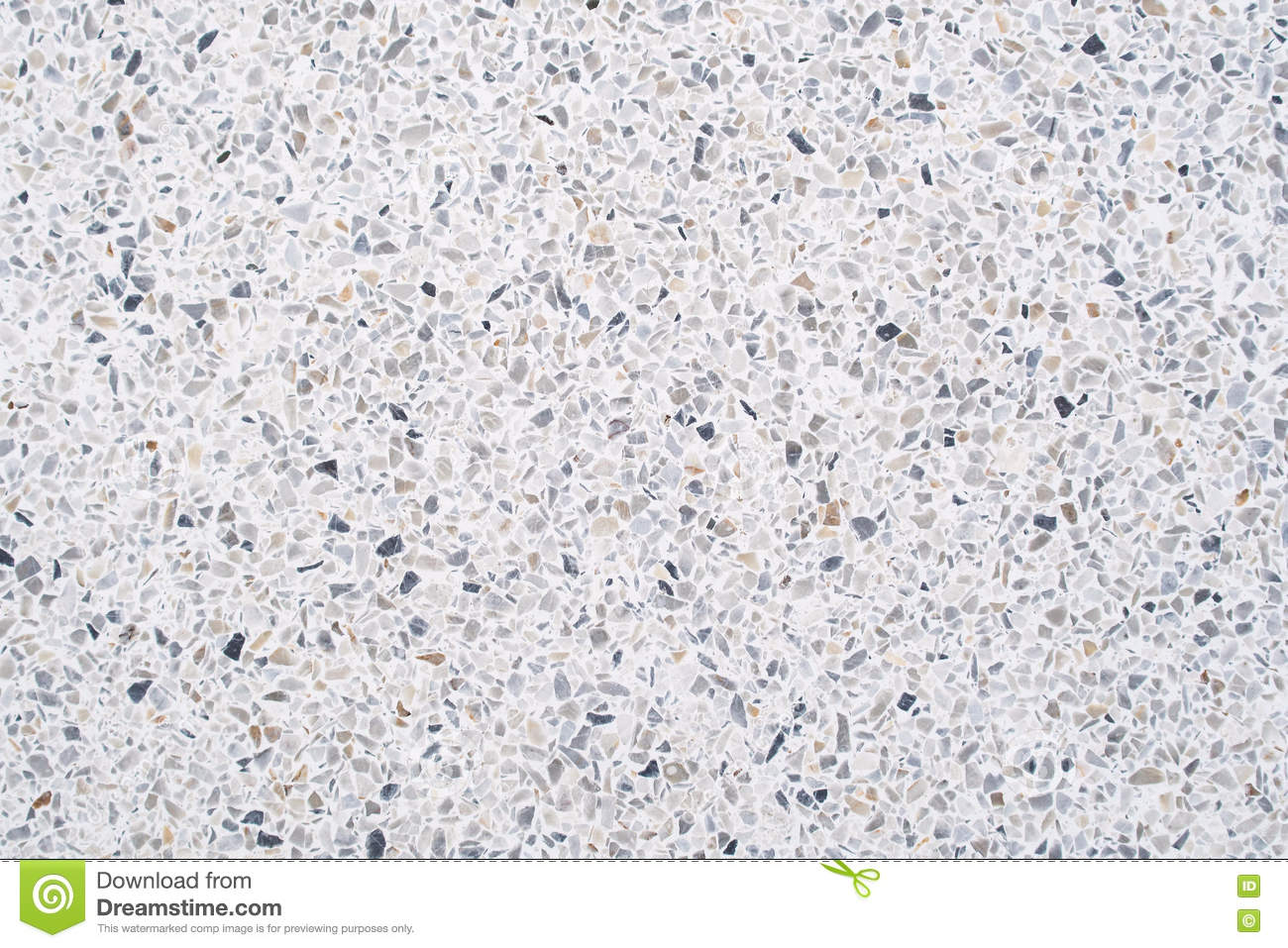 Texture Of Terrazzo Floor Stock Image Outdoor
