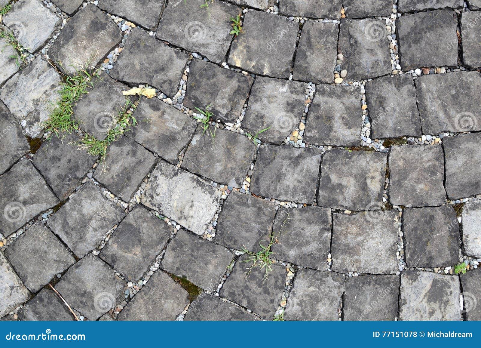 Texture 8677 - trottoir