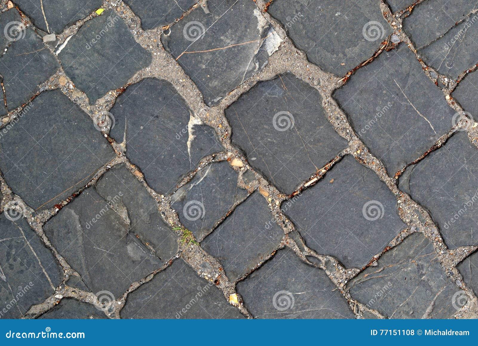 Texture 8741 - trottoir