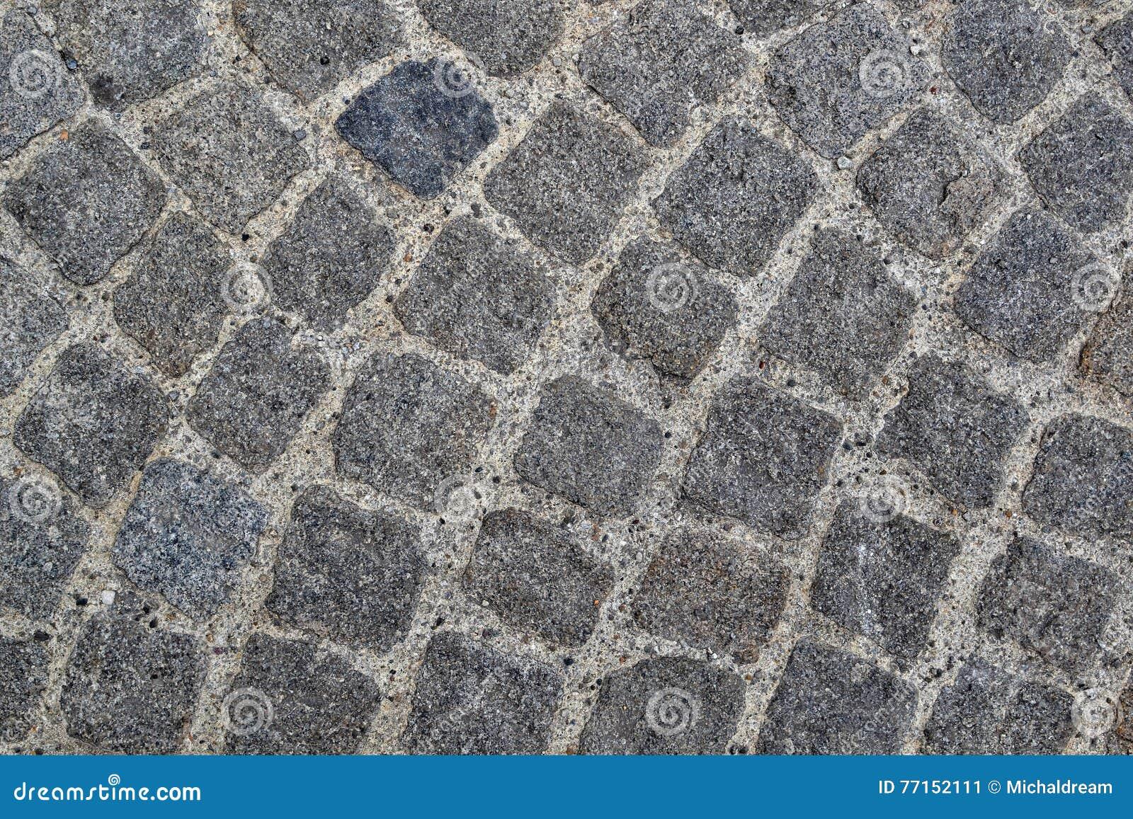 Texture 8760 - trottoir