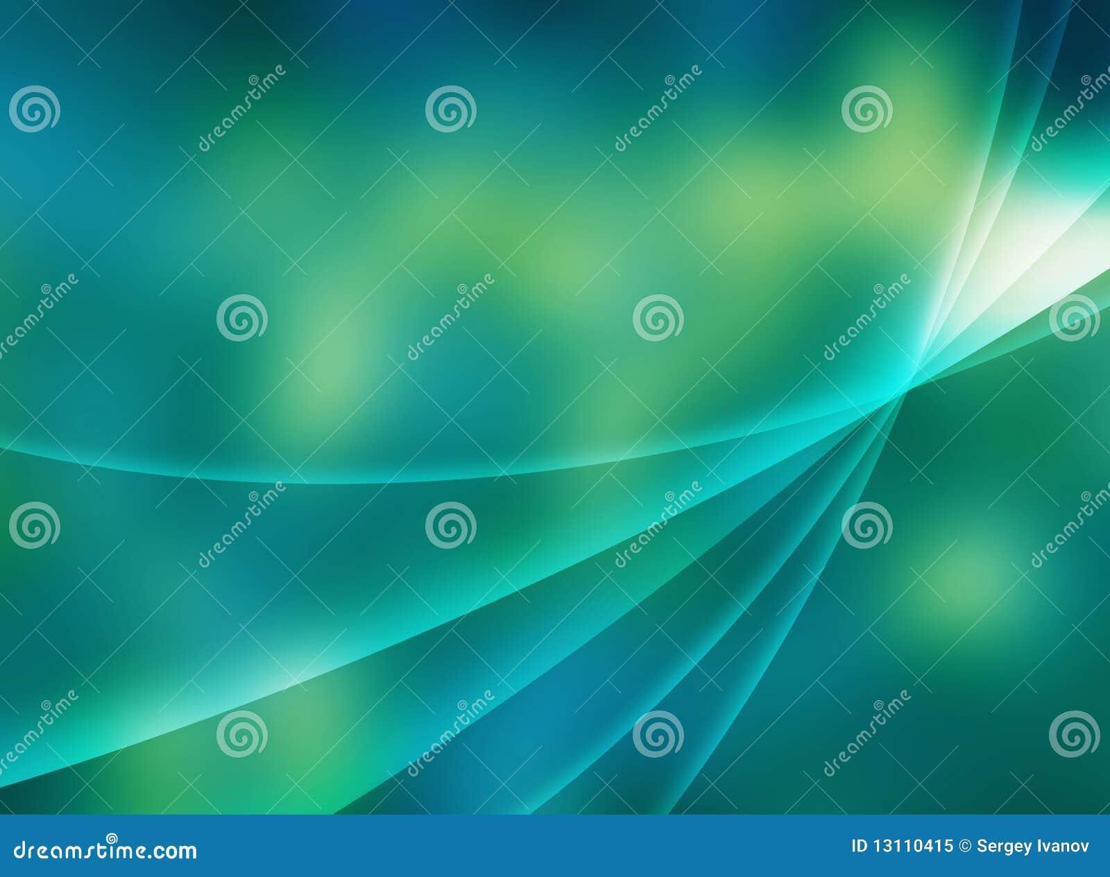 Texture verte abstraite