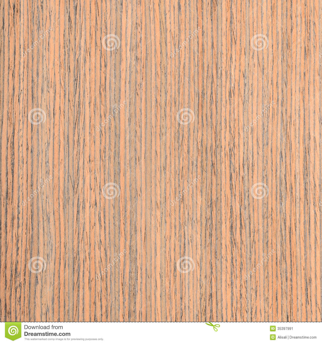 Texture Walnut, Wood Veneer Stock Image - Image: 35397991