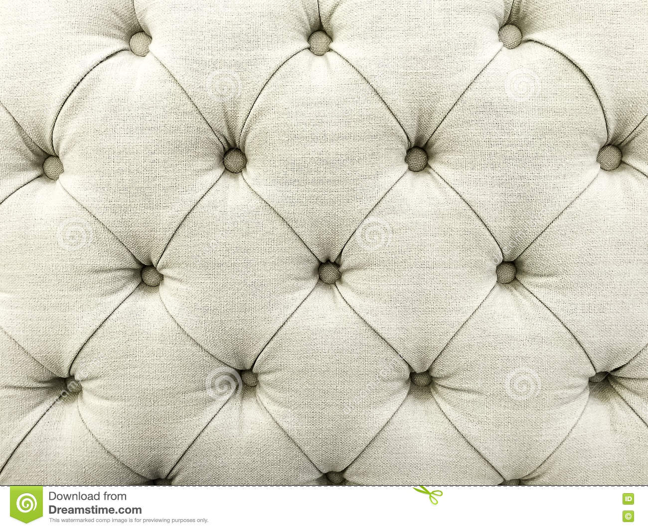 Texture Of White Fabric Sofa Stock Photo Image Of Color Linen