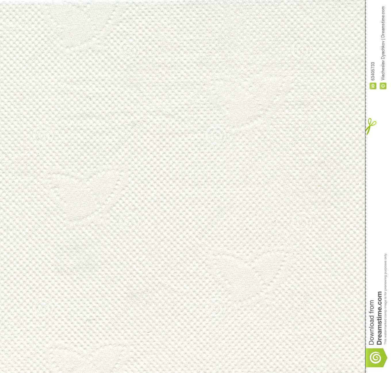 Texture Of White Tissue Paper Background Or
