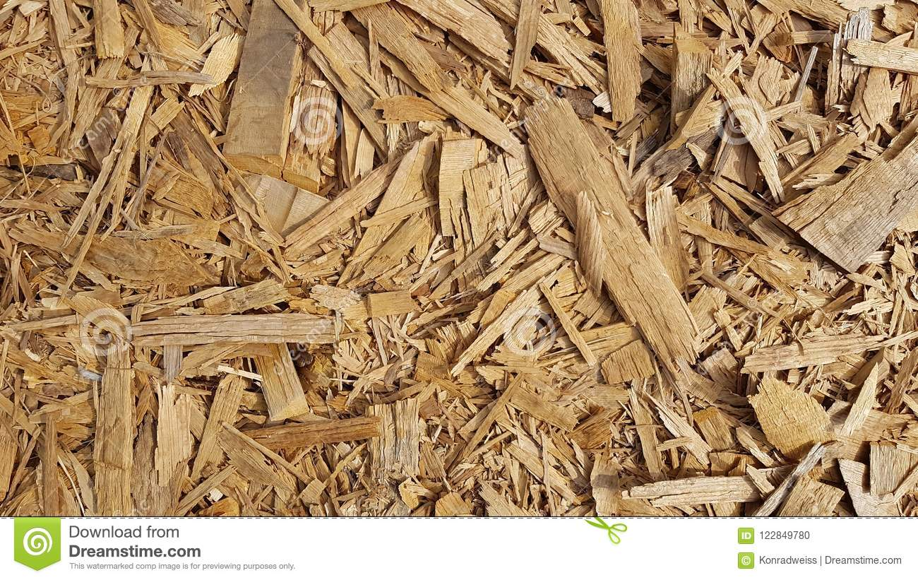 Texture Of Wood Chips Stock Photo Image Of Scrapes 122849780