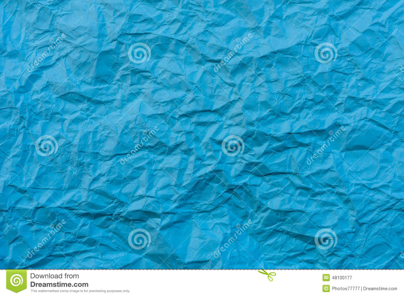 blue wrinkled paper texture - photo #13