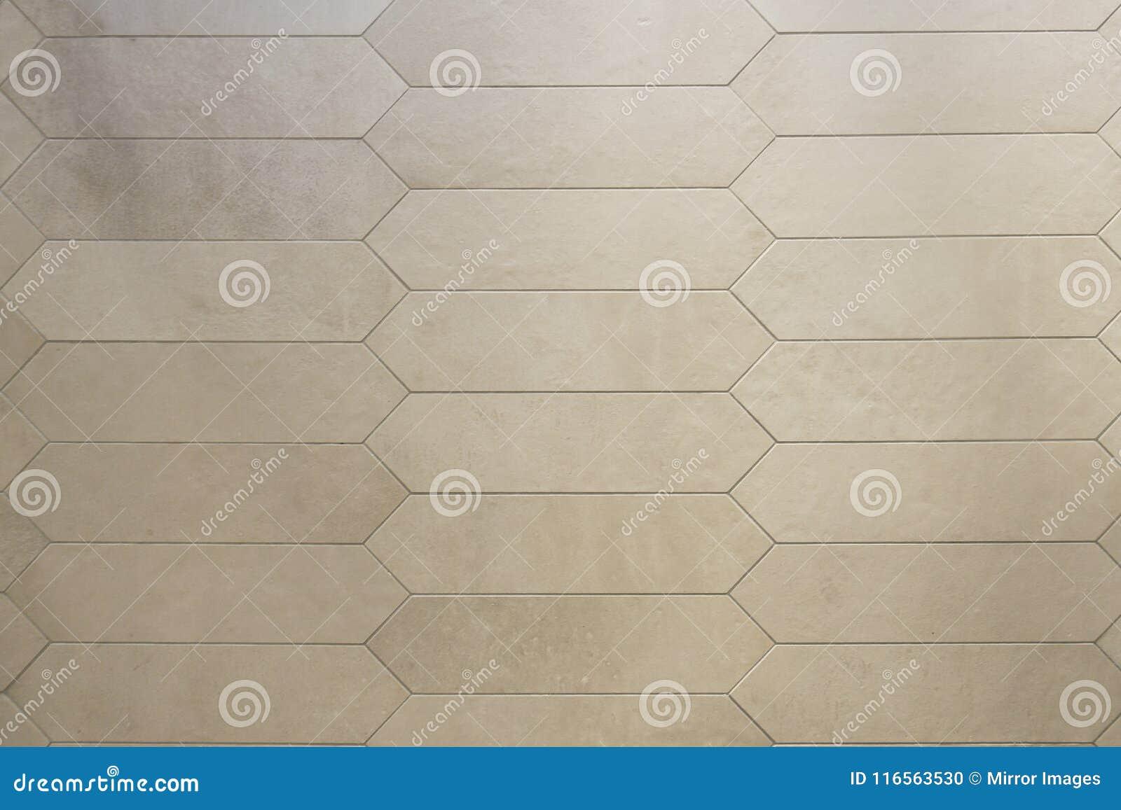 Light Tan Long 6 Pointed Tile Stock Photo - Image of metal ...