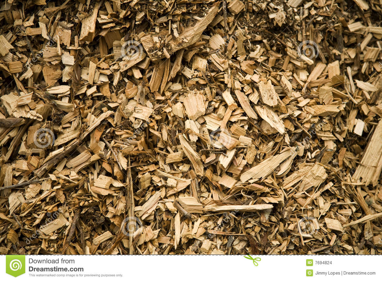 Wood Chips Clip Art ~ Textured background of wood chips stock images image