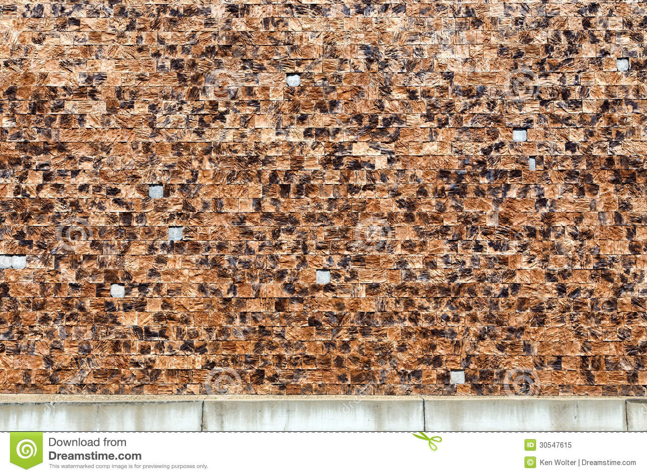 Textured brick wall background or backdrop royalty free for Exterior background