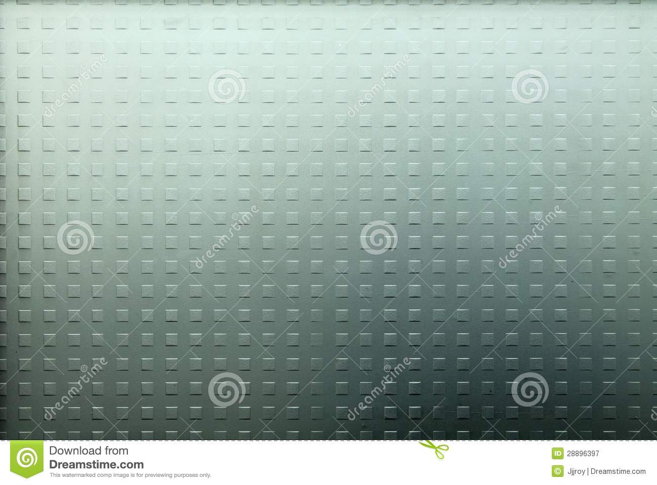 textured  etched glass panel stock image