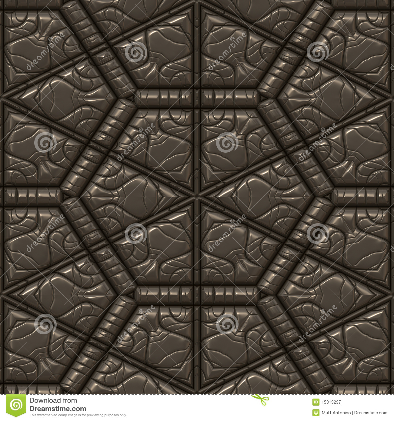 Textured Leather Tile Royalty Free Stock Photography - Image: 15313237