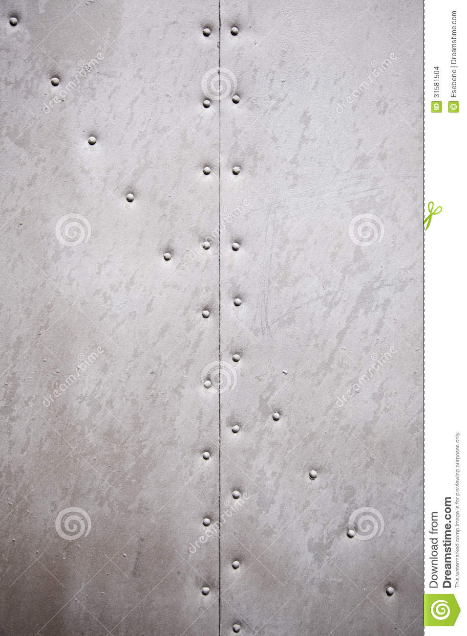 Textured Metal Wall Stock Images Image 31581504