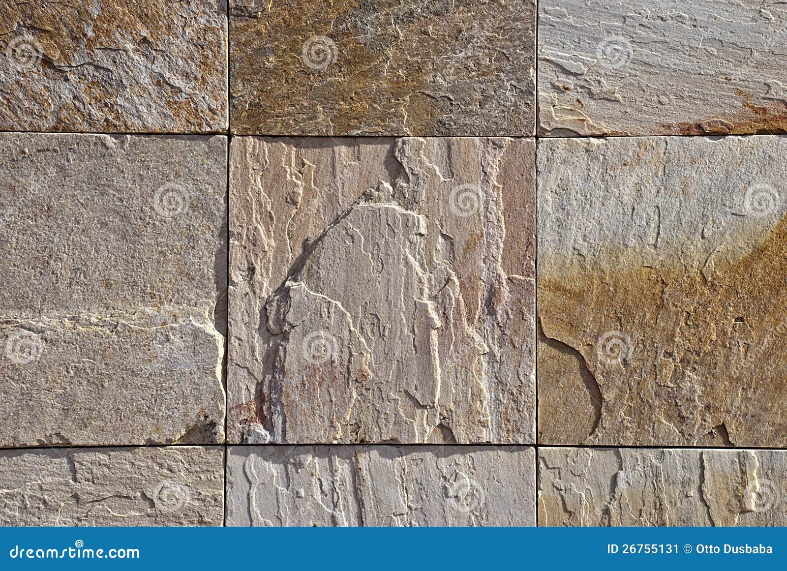 Syenite Building Stones : Textured quartzite building stones stock image