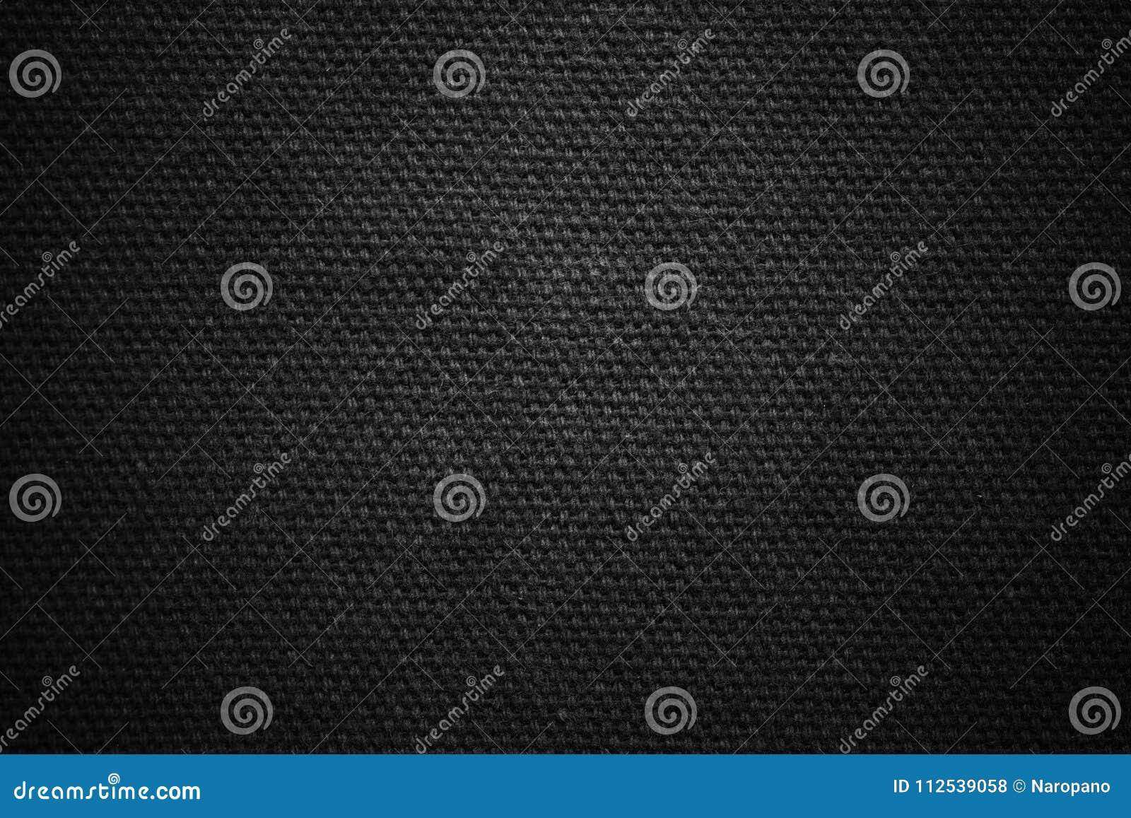 Textured tkanina cajgi Ciemna tło tekstura Puste miejsce dla projekta