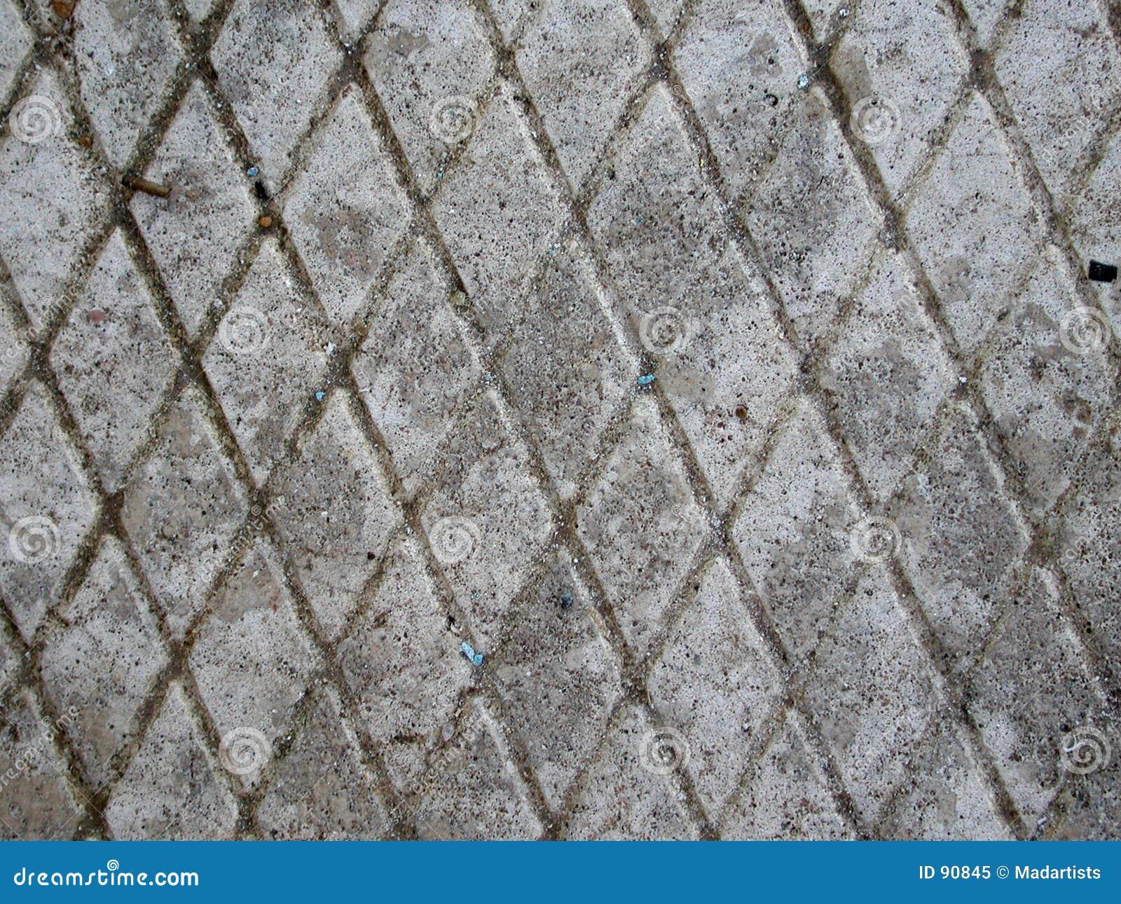 Texturen van de Steen van Grunge de Concrete