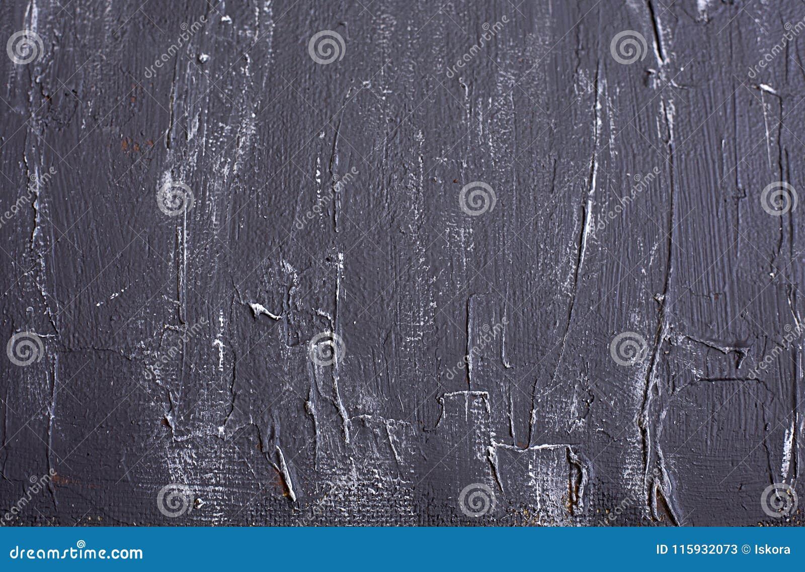 Texturera av en betongvägg Effekten av betong