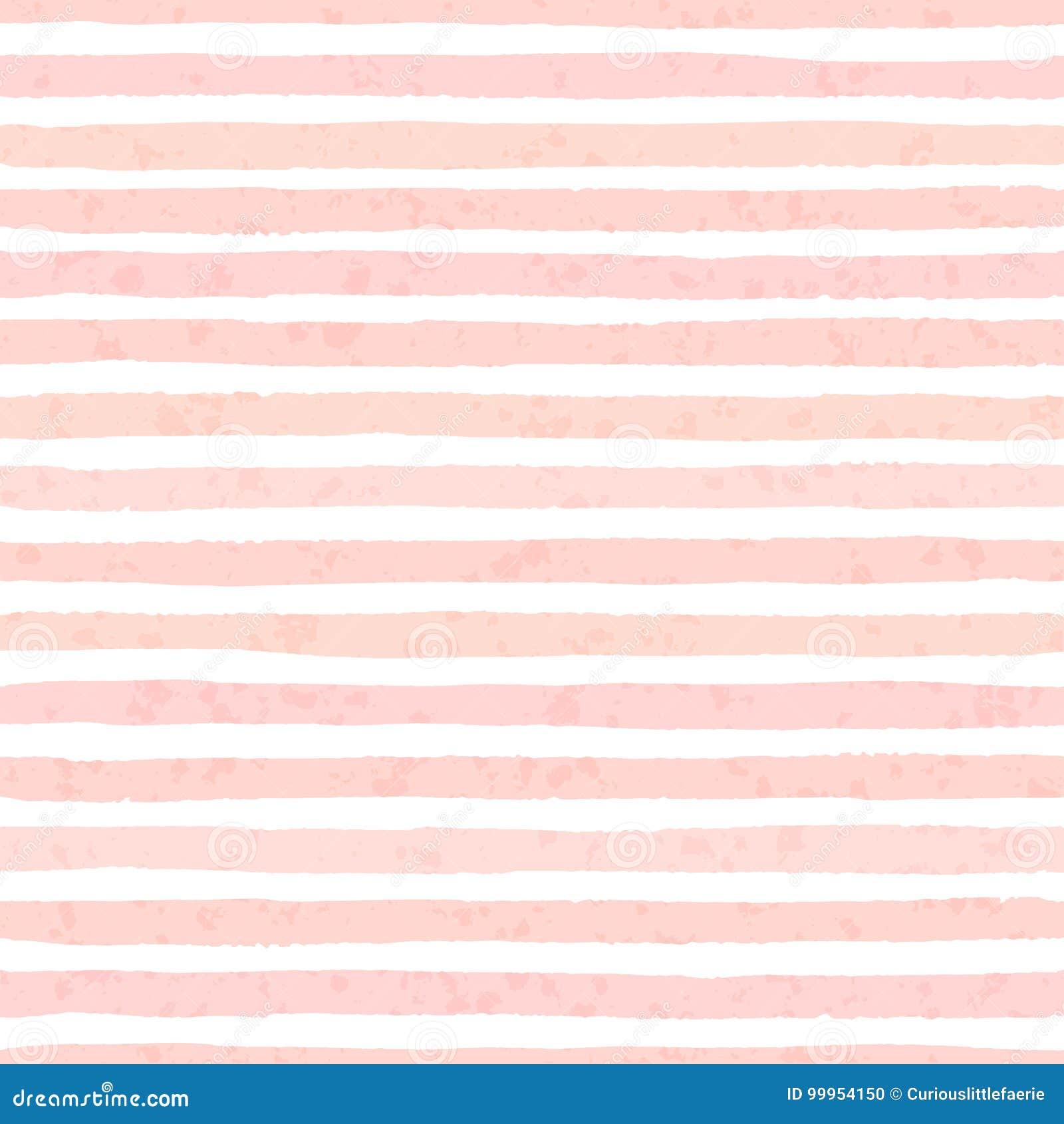 Texturerade vektorgrungeband av pastellfärgade rosa färger färgar den sömlösa modellen