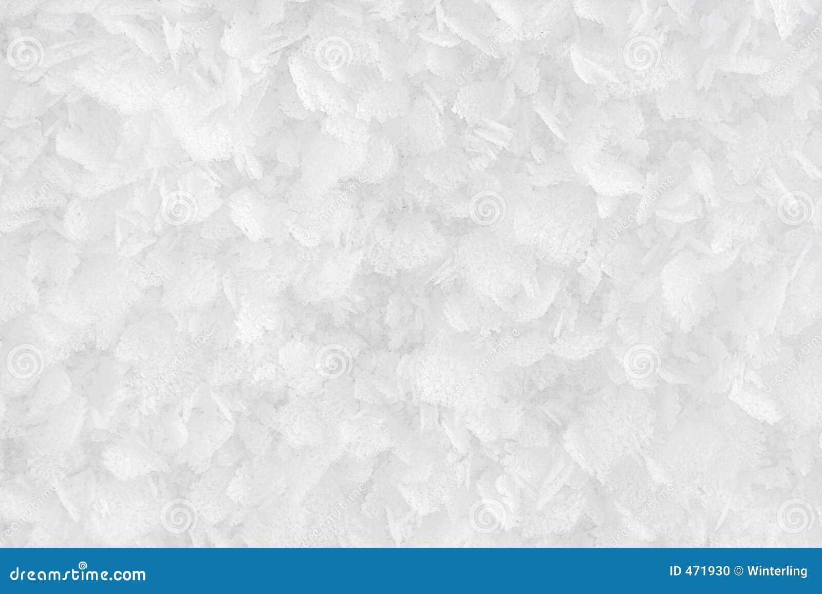 Textures – Snowflakes (Close)