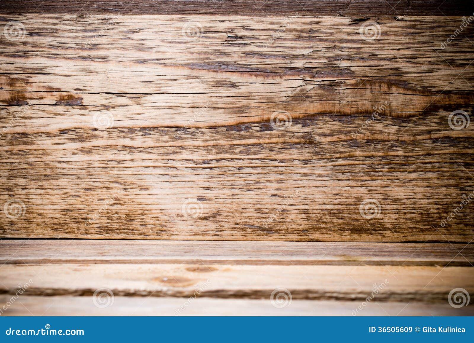 Texturisé en bois.