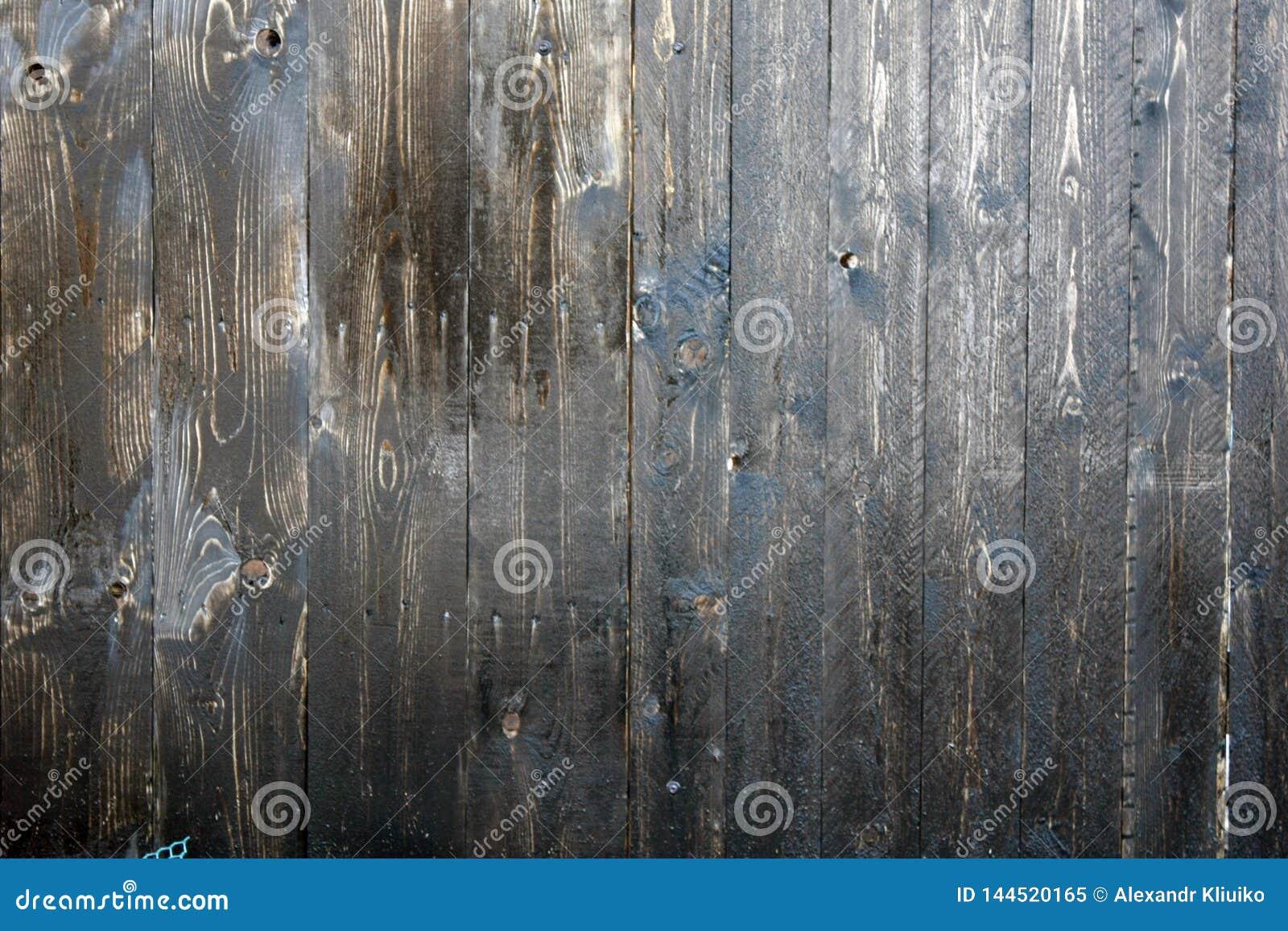 Textuur of achtergrond Houten Textuur raad geschilderd met natuurlijke olie was mastiek imitatie van waardevolle species van hout