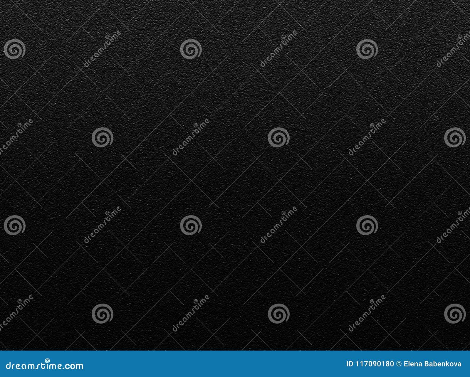 Textuur eenvormige deklaag van zwart beton