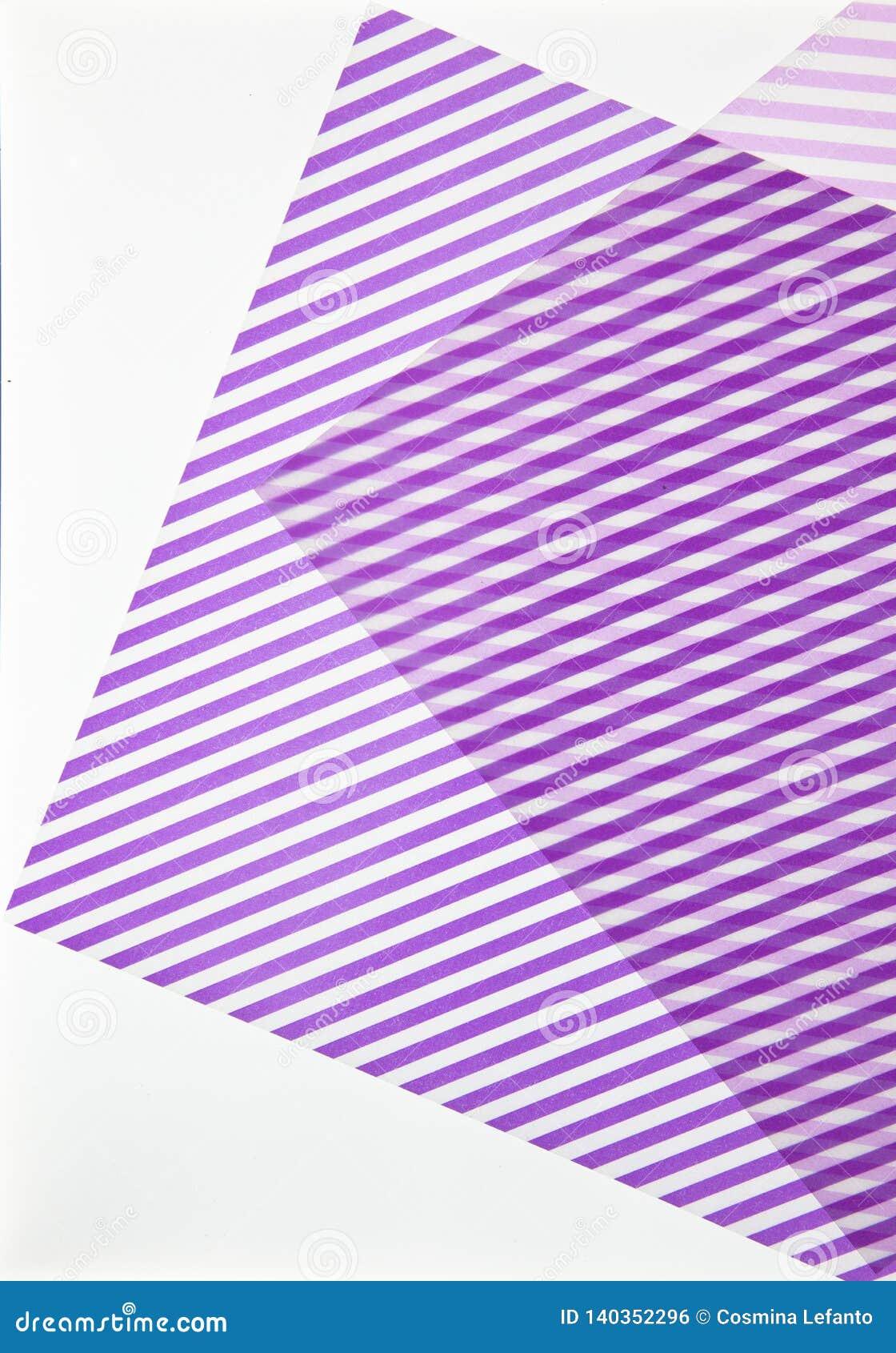 Textuur met purpere en witte kaarten