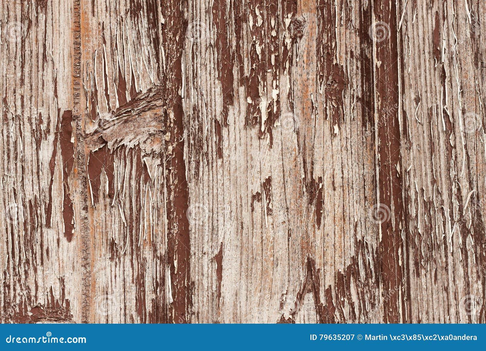 Betere Textuur, Oude Afgebroken Verf Op Hout, Het Effect Van Weer Om IM-62