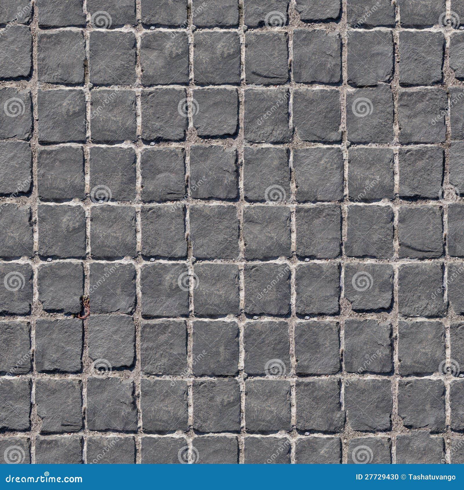 Textuur Tileable van het Blok van de steen de Naadloze.