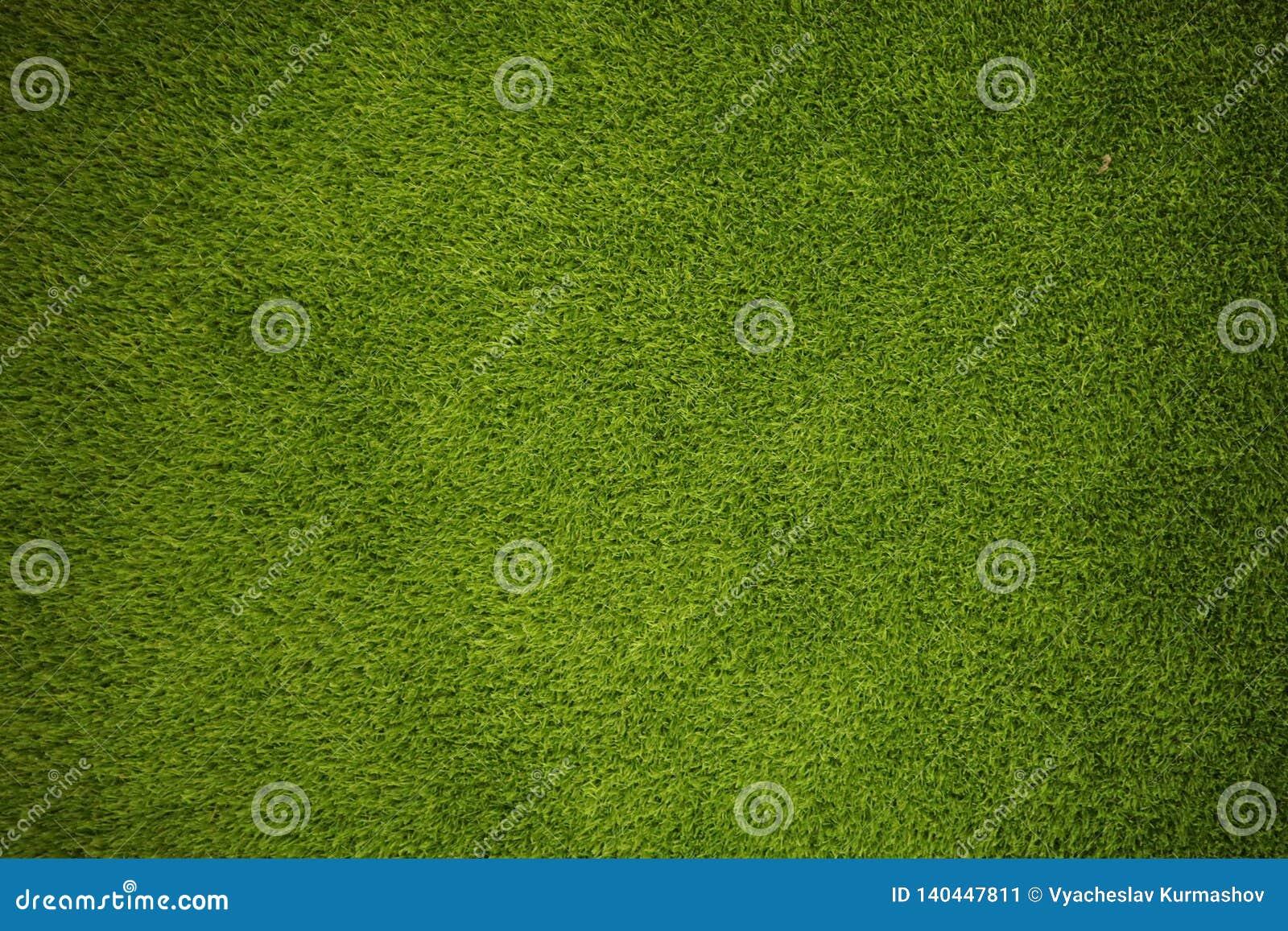 Textuur van groen gras Groene grasachtergrond