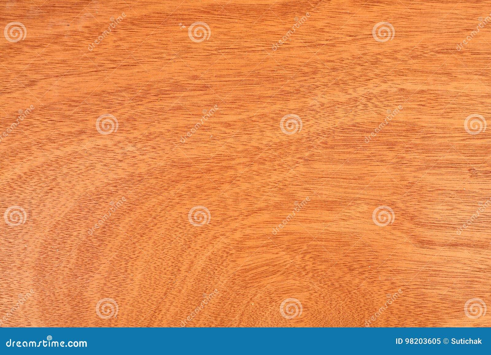 Textuur van het vernisje de houten paneel, de bruine raad van triplex houten formica
