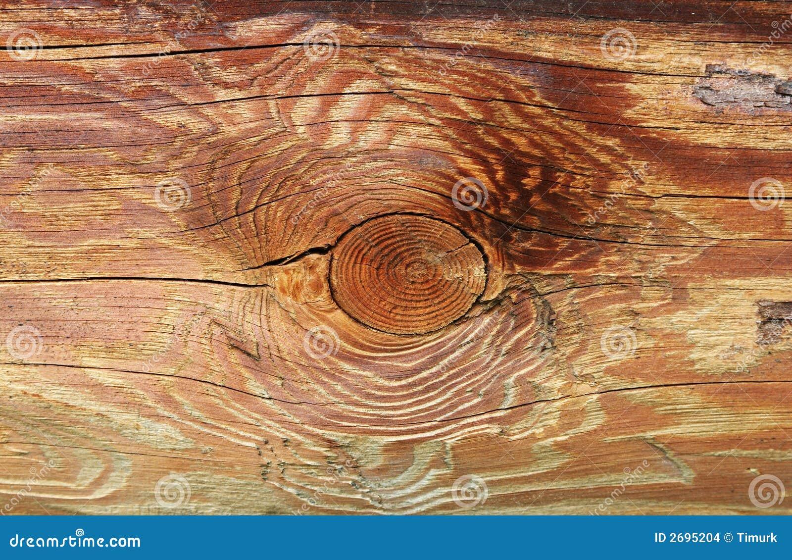 Textuur van natuurlijke houten korrel