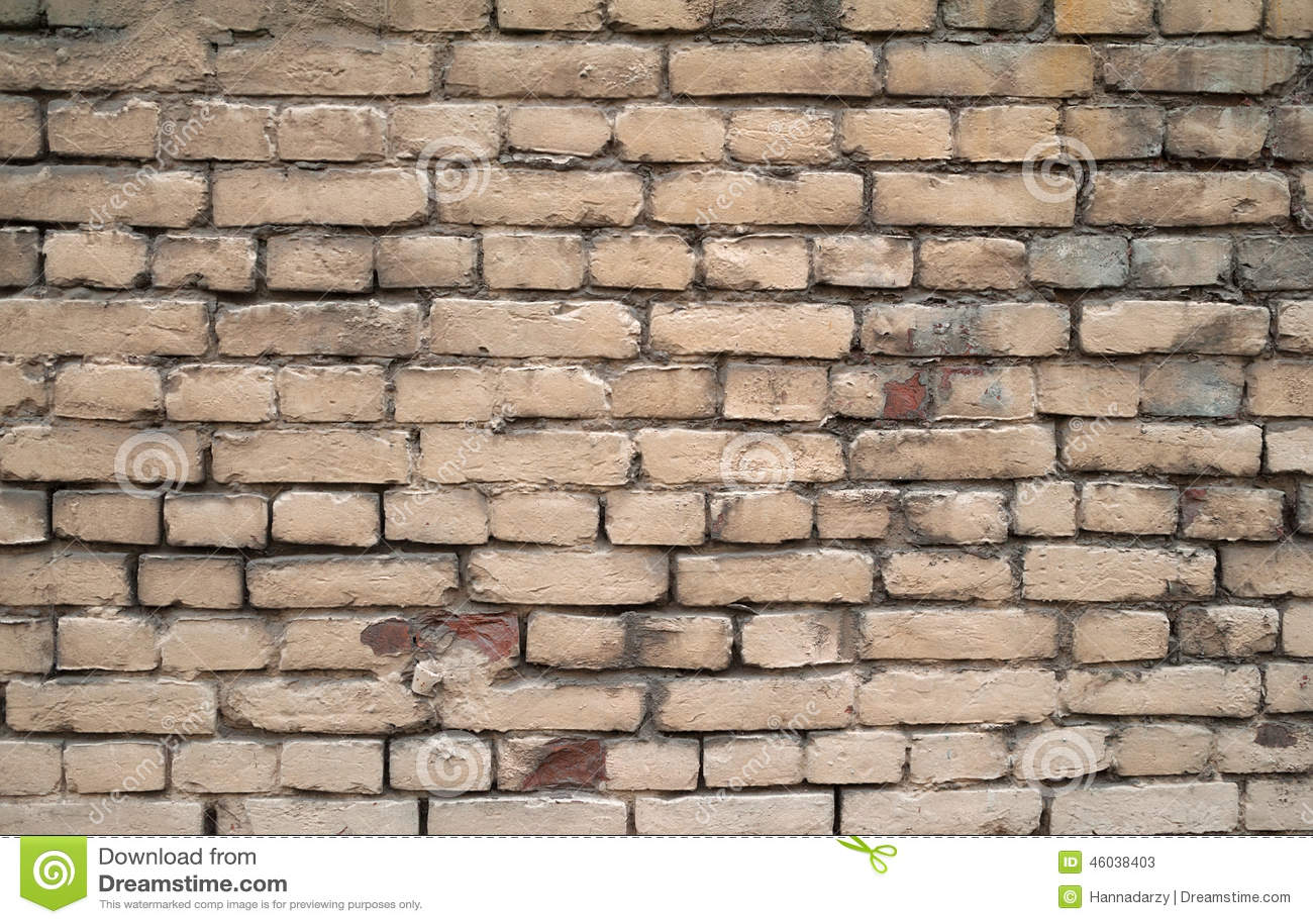 Textuur van oude bakstenen muren geschilderde grijze verf stock afbeelding afbeelding 46038403 - Verf muren van ...