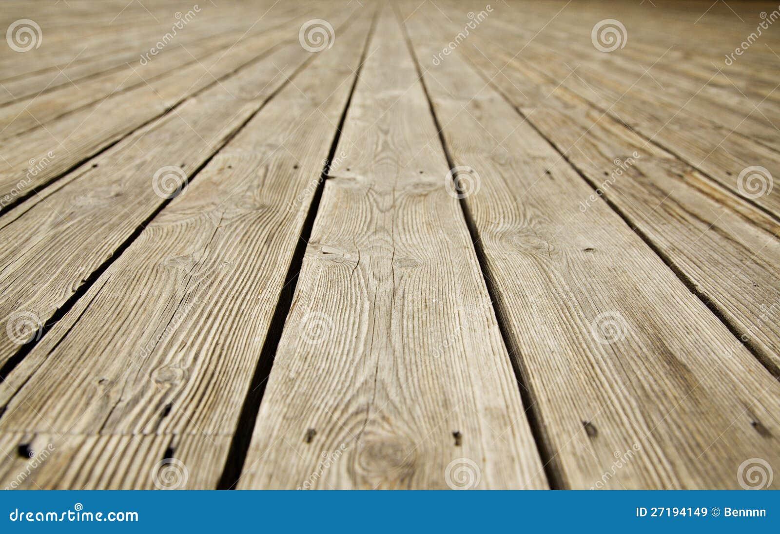 Oude Houten Vloeren : Textuur van oude houten vloer stock afbeelding afbeelding