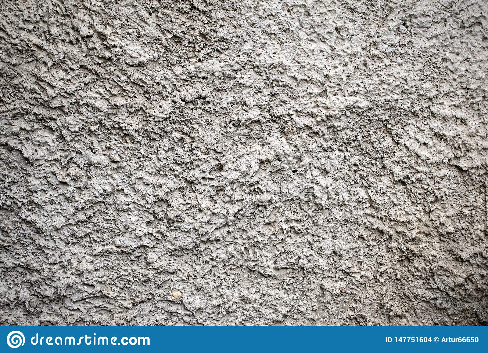 Textuur van ruwe cementoppervlakte