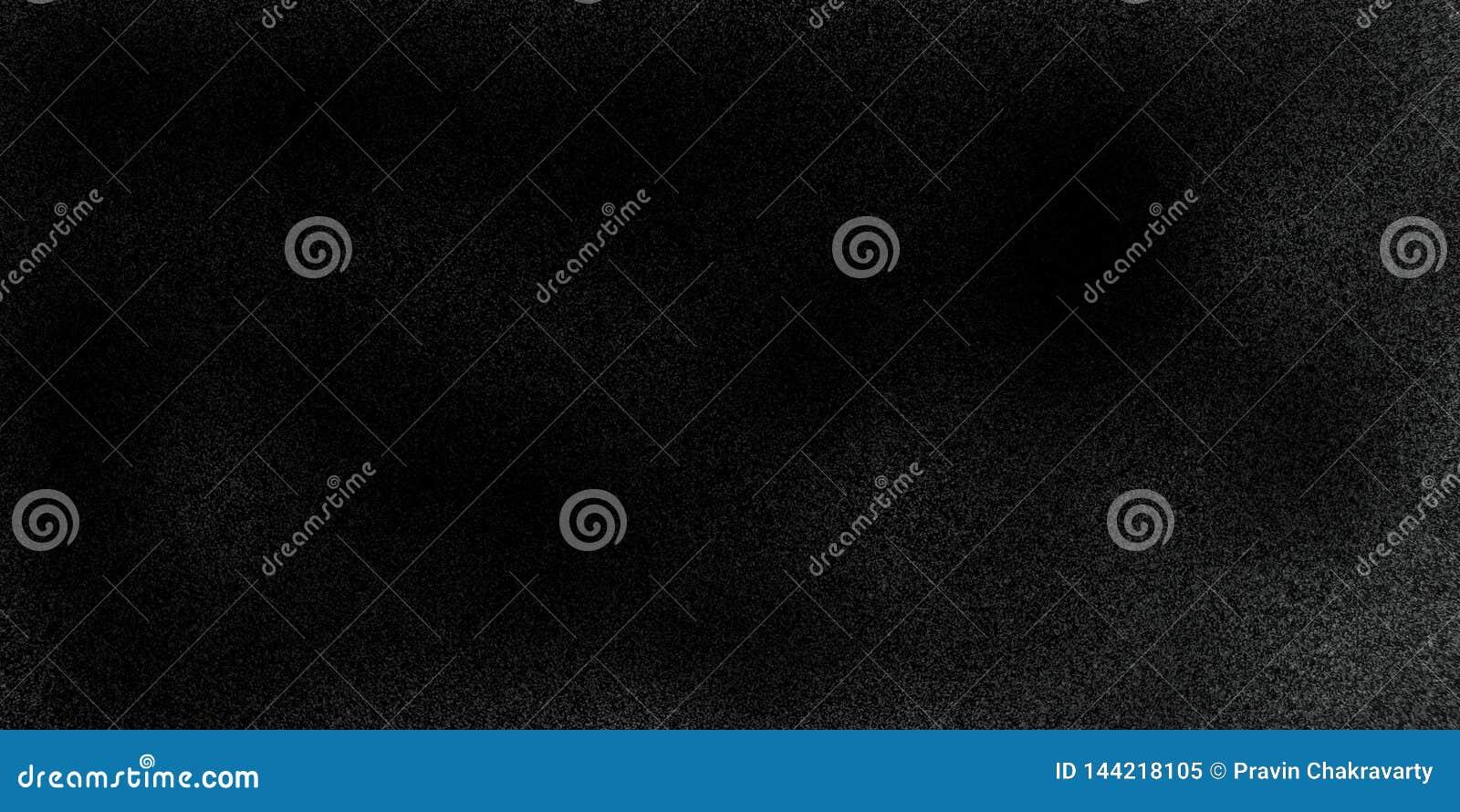 Textuur van stof in de wind over zwarte achtergrond
