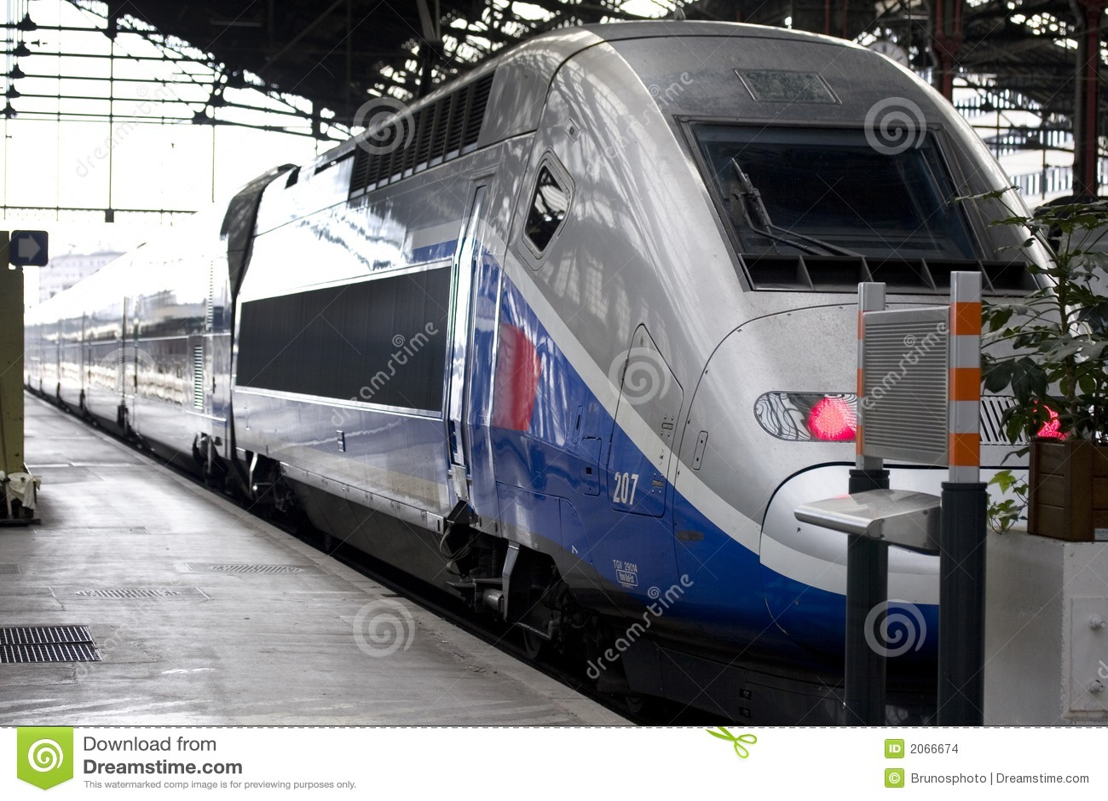 TGV - french high speed train