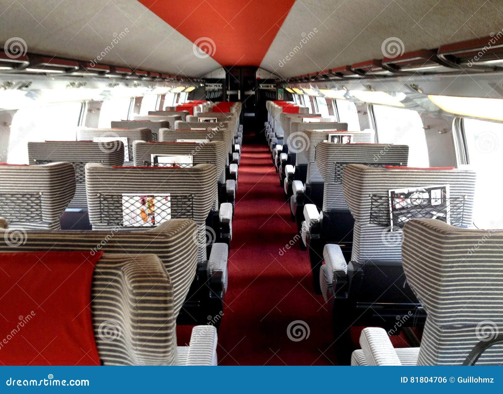 TGV pierwsza klasa