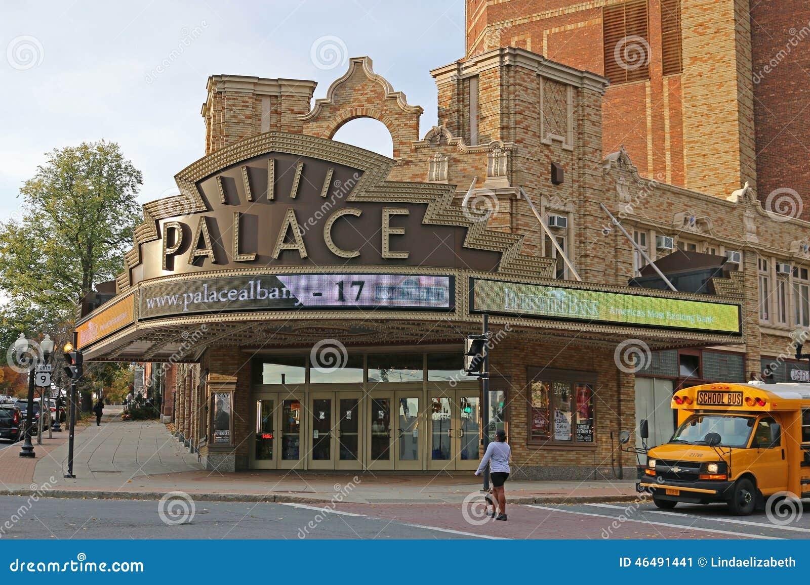 Théâtre de palais à Albany, Ny
