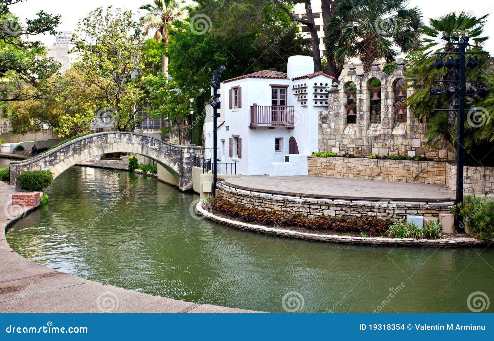 Théâtre de San Antonio Riverwalk