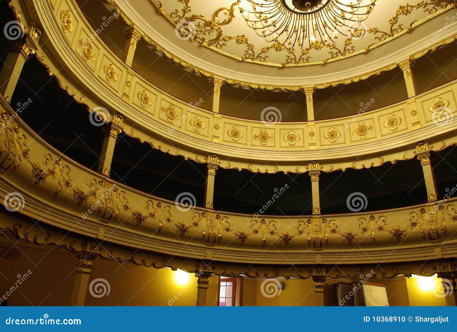 Théâtre roumain