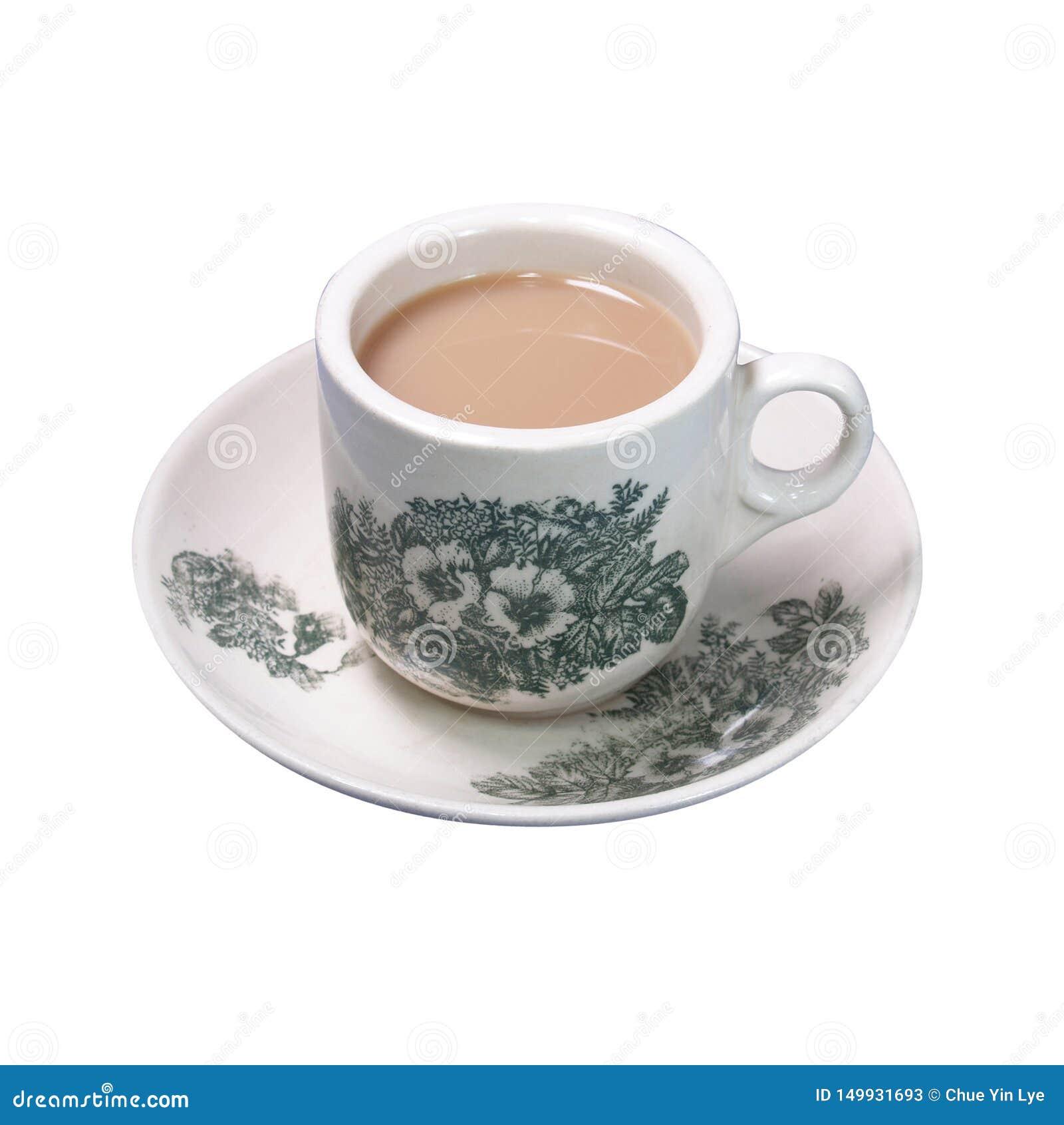 Thé au lait chinois traditionnel asiatique célèbre de Nanyang Tarik