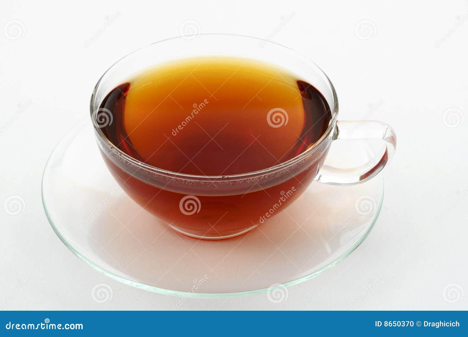 Thé de cuvette