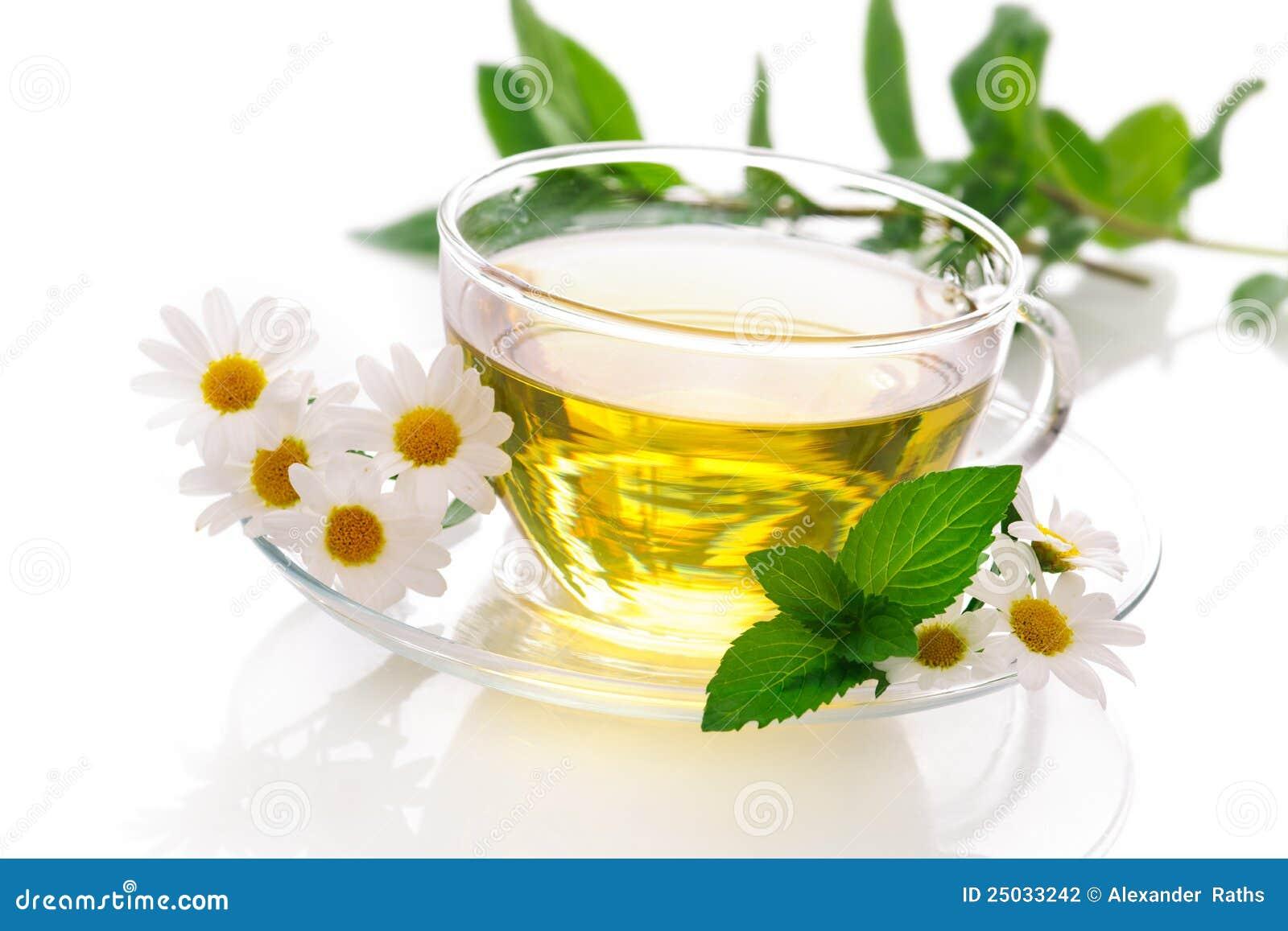 Thé de fines herbes